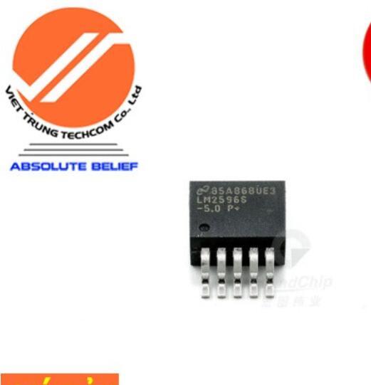 Chíp IC LM2596S-5.0 3A 5VTO-263IC Chip