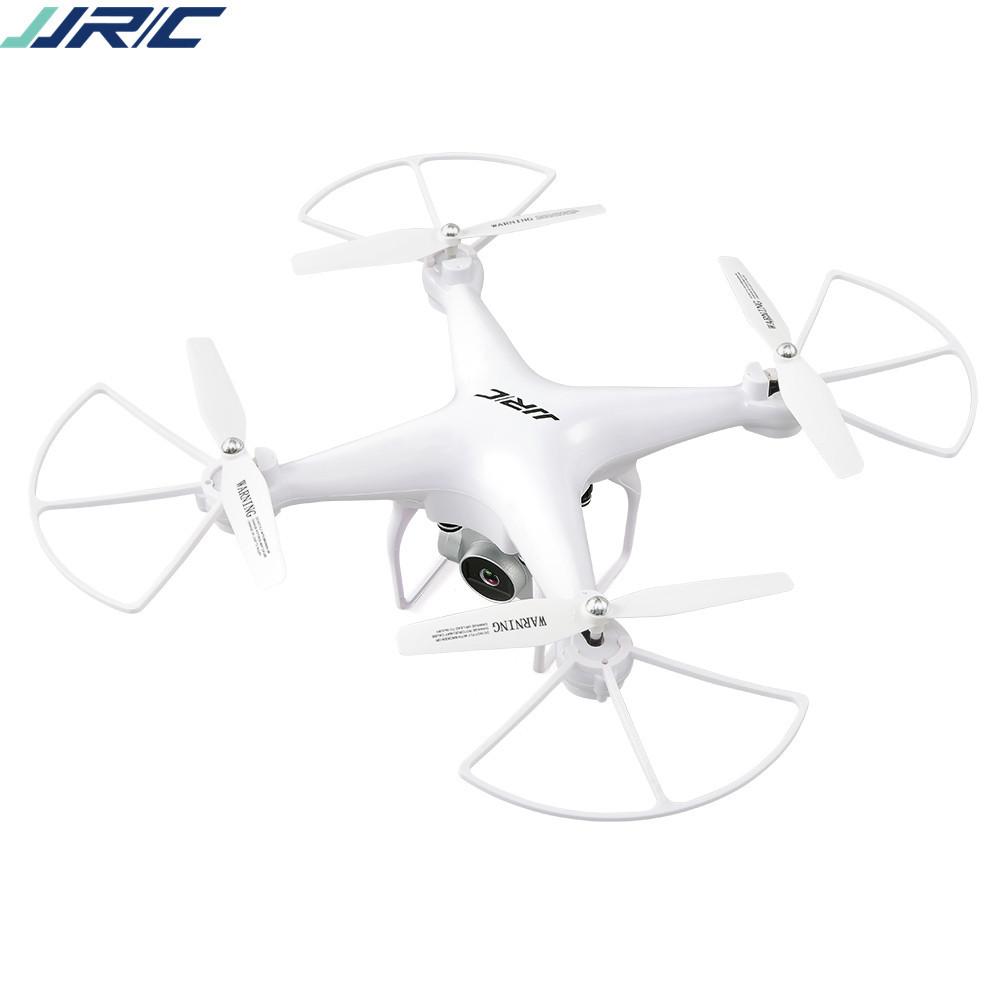 JJRIC Flycam Máy bay không người lái JJrc H68 có tuổi thọ cao wifi chụp ảnh trên không HD máy ảnh bố