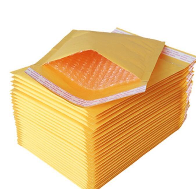 Túi giấy COMBO 20 Túi Giấy Bóng Khí 15x11 Gíup Gói Hàng Online Trang Nhã, Lịch Sự