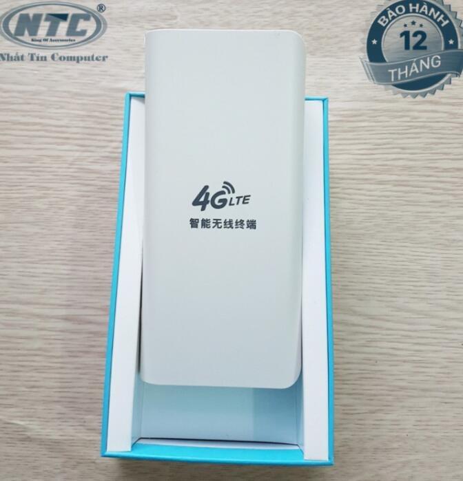 Pin sạc dự bị Thiết Bị Phát Sóng Wifi Từ Sim 3G/4G MS701 LTE Dung Lượng Pin 10000mAh