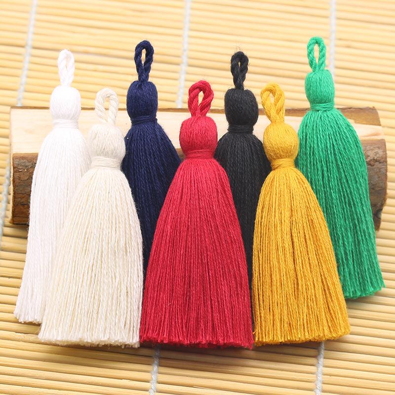 LIFANG sợi tua Nhà máy bán buôn quần áo dệt may phụ kiện tua rua nhỏ hướng dẫn sử dụng DIY tùy chỉnh