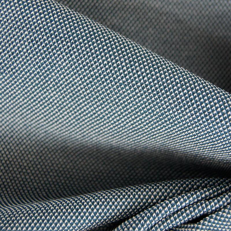 Vật liệu chức năng Nhà máy bán buôn vải hồng ngoại từ xa chức năng vải dệt kim sợi nano từ tính