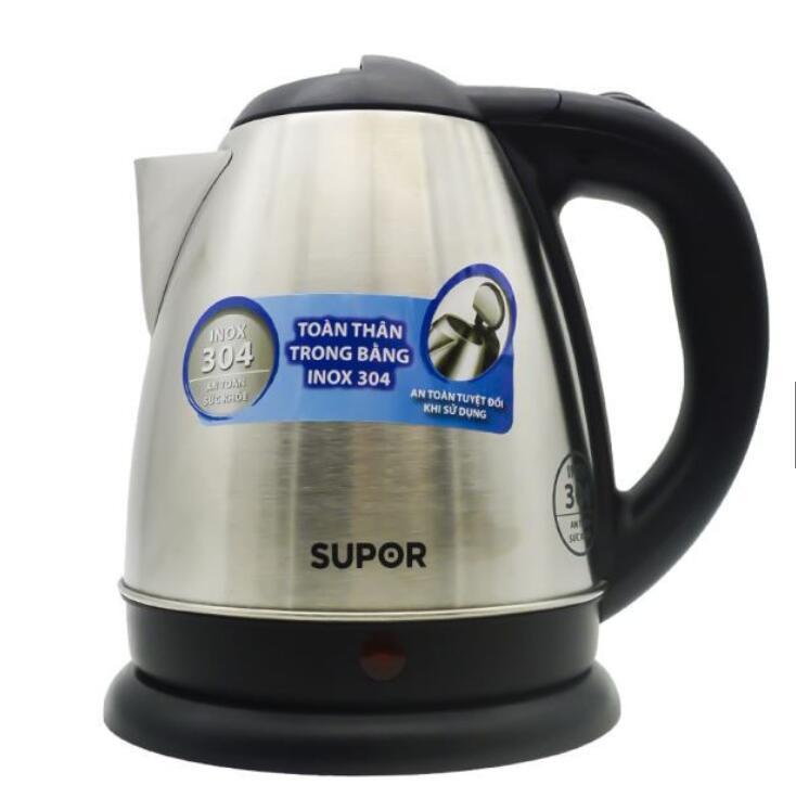 Ấm,bình đun siêu tốc Bình Đun Siêu Tốc Supor SEK083B 1.5L