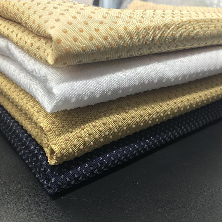 Vật liệu chức năng Vải silicon chống trượt mới Đồng phục nhỏ giọt vải chức năng Vải đệm Sofa phân ph