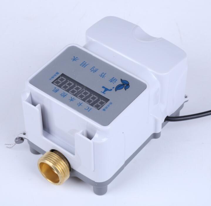 Đồng hồ nước Thẻ IC điều khiển nước thông minh