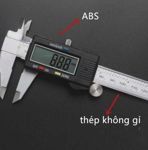 Thước kẹp điện tử 150 mm
