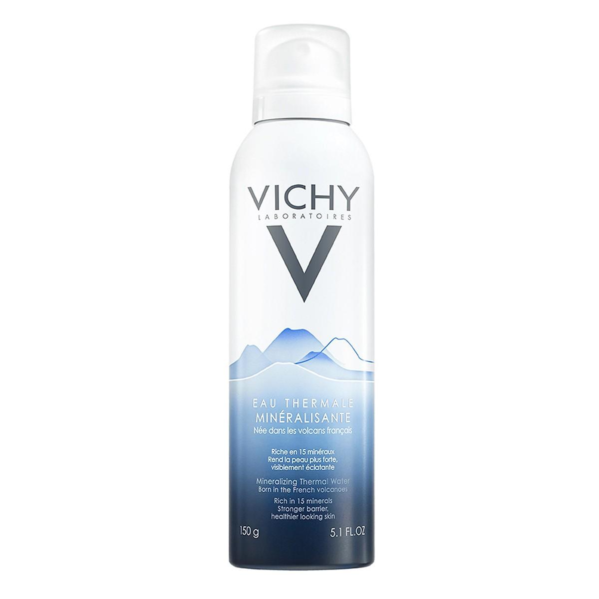 Khoáng Dưỡng Da Vichy 150ml - 100829485