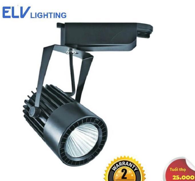 Đèn rọi Đèn LED rọi ray 12W ELV004S