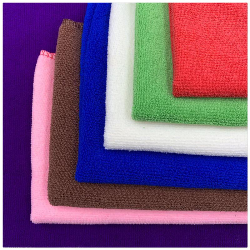 MF Vải khăn lông Vải Terry Vải sợi nhỏ hai mặt Vải polyester và khăn thấm hút mạnh Vải vải dệt kim s