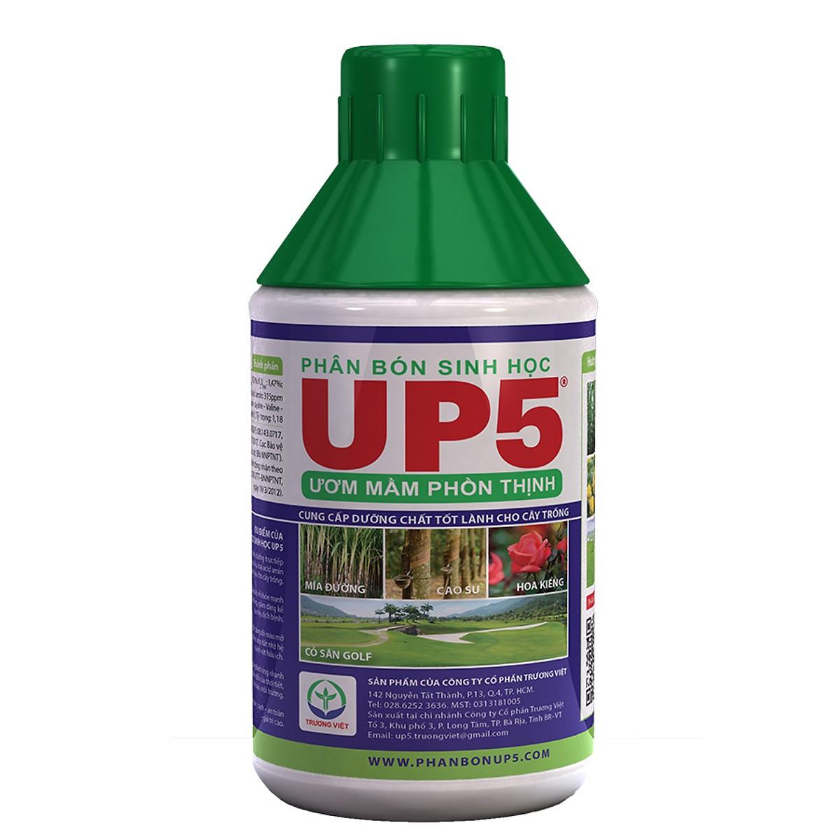 Phân bón nước UP5