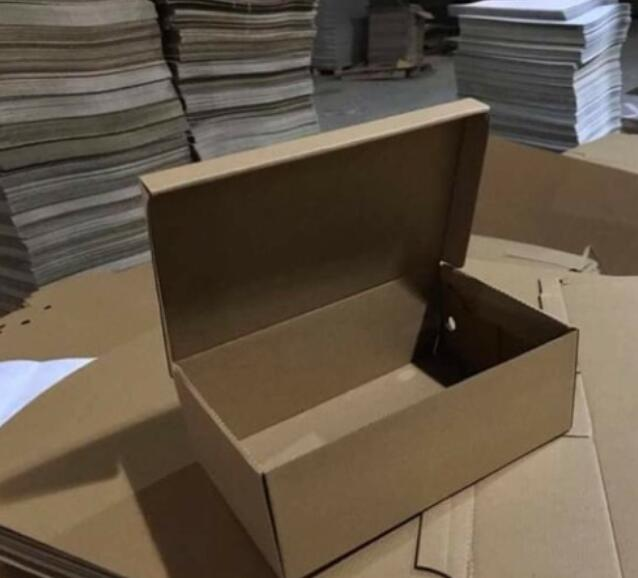 Hộp giấy 50 Hộp Giấy Carton Đựng Giày