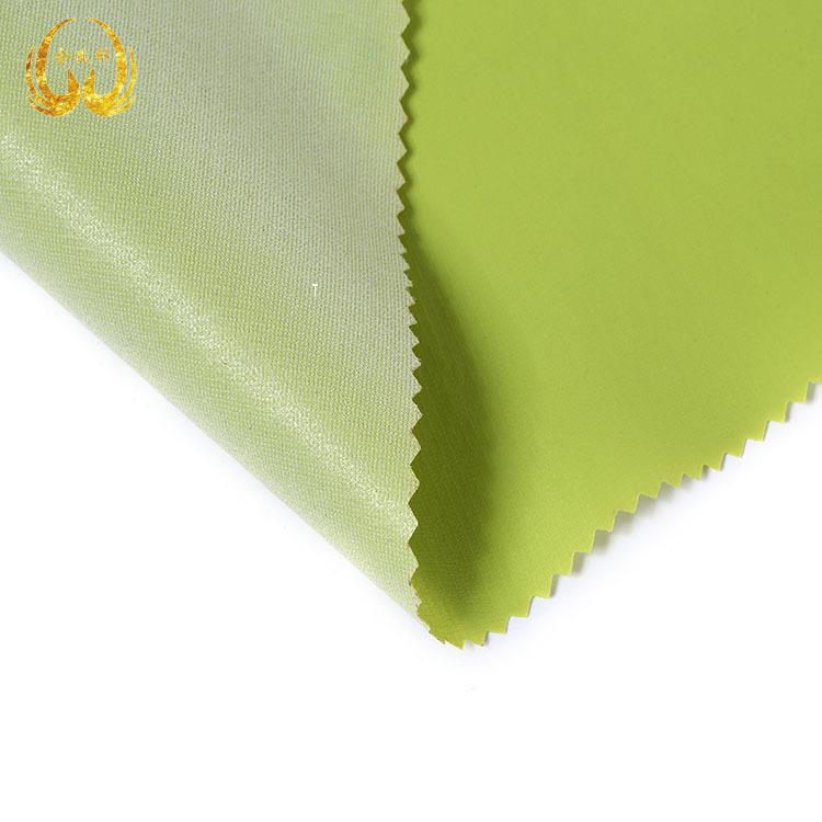 JINFENGQIAO Vật liệu tổng hợp Nhà sản xuất vải tổng hợp tùy chỉnh vải nylon + TPU không thấm nước áo