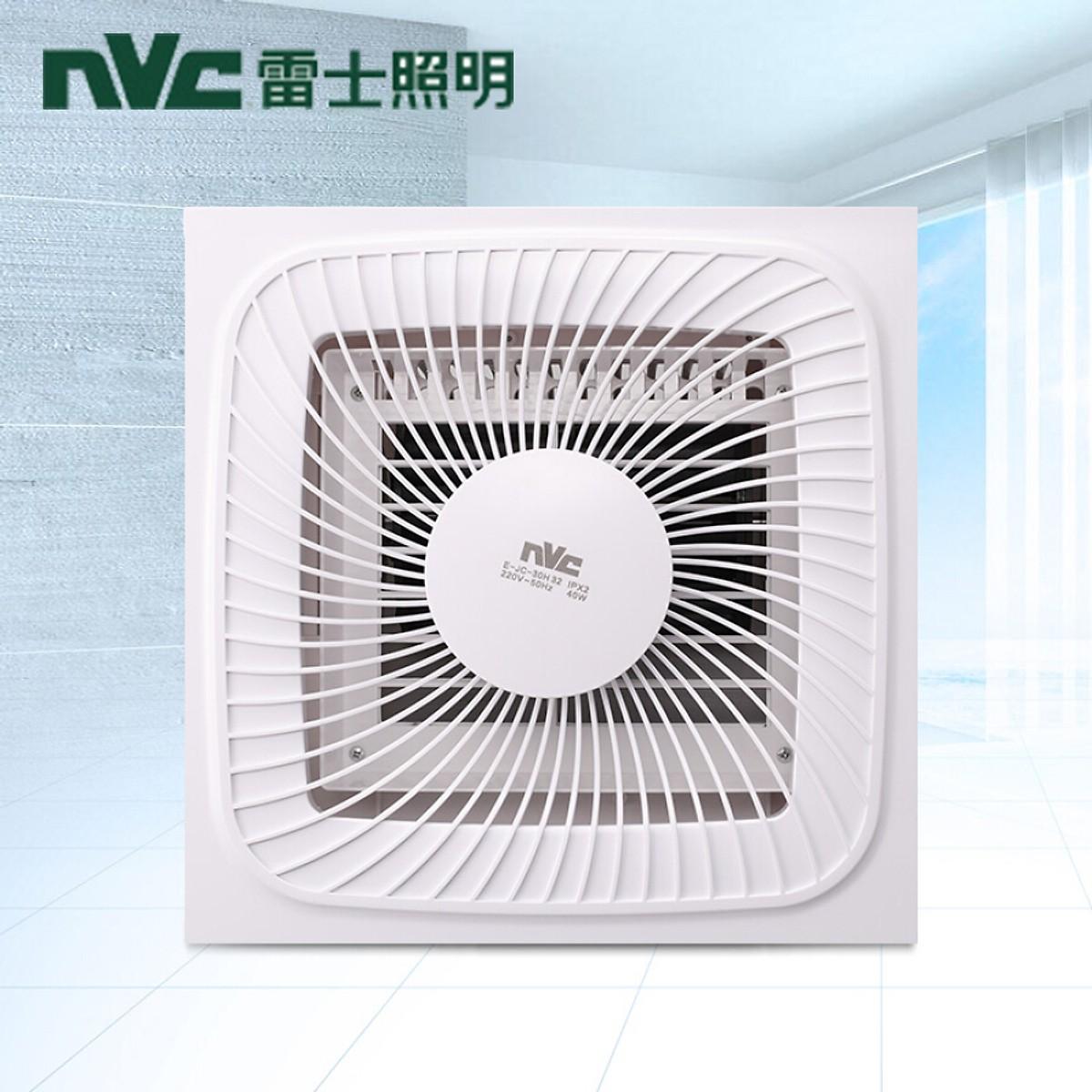 Quạt Hút Thông Gió NVC (40W)