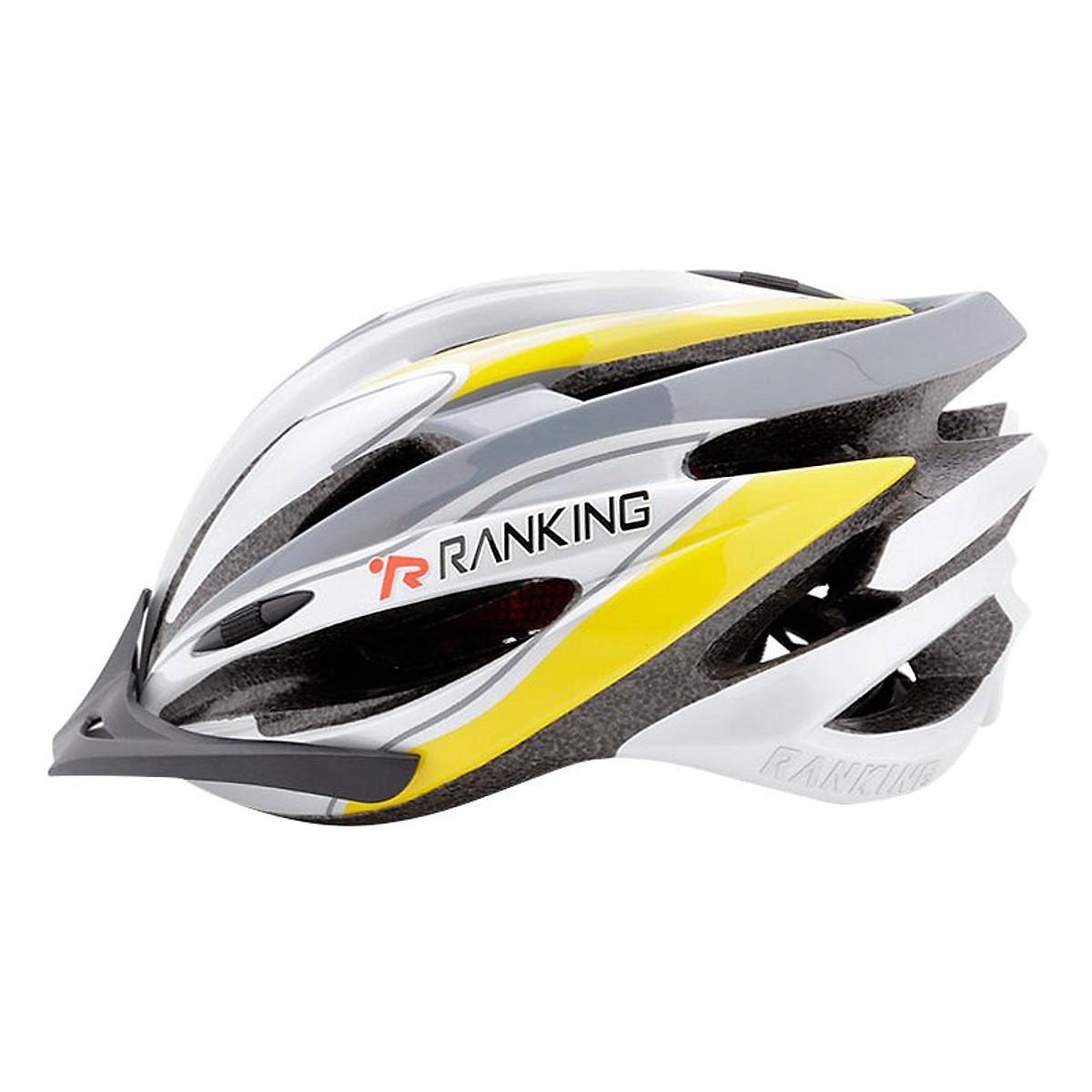 Mũ bảo hiểm xe đạp , Thương hiệu : Ranking Maglev R72