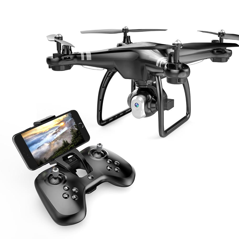DONGMINGTUO Flycam Máy bay không người lái X8 pin siêu dài HD trên không chuyên nghiệp thông minh cố