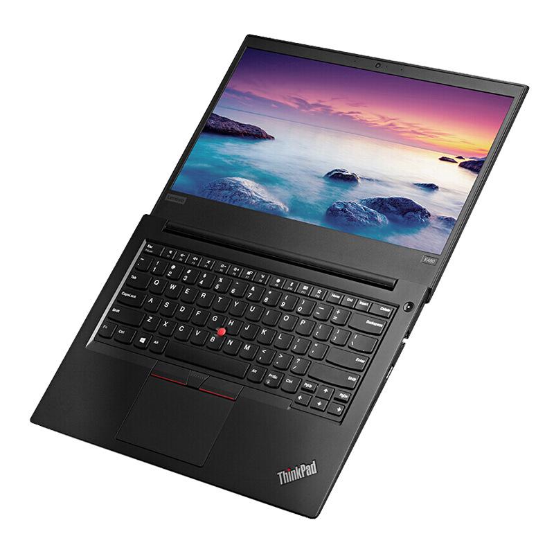 Lenovo Máy tính xách tay - Laptop Thinkpad E480 Máy tính xách tay văn phòng 14 inch dành cho doanh n