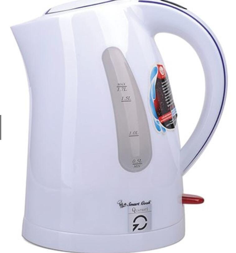 Ấm,bình đun siêu tốc Bình Đun Siêu Tốc Smartcook 1.7 Lít KES-6871 - Hàng Chính Hãng