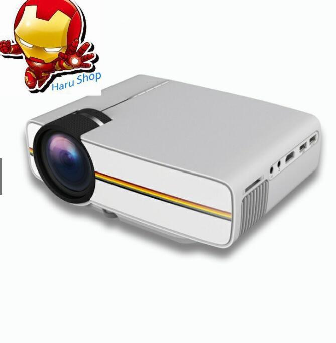 Máy chiếu mini YG400 siêu nhỏ gọn hỗ trợ giải trí và thuyết trình