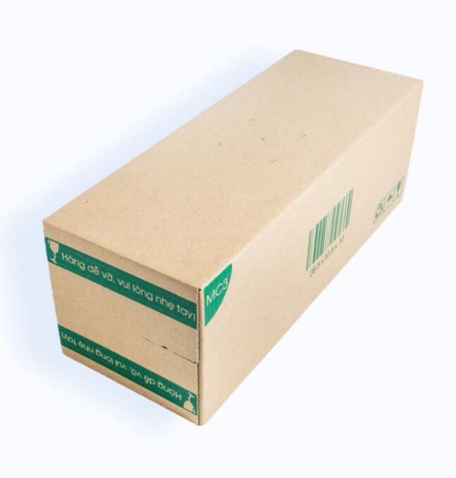 Hộp giấy Combo 20 Thùng Hộp Carton - Mã MC3 - Kích Thước 28.5x10.5x10 (Cm)