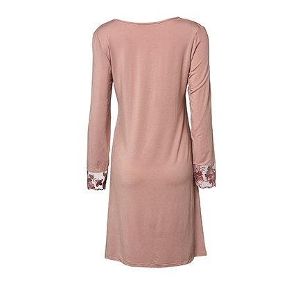 Đồ ngủ Triumph / Triumph Butterfly Dance modal modal vải mềm cao eo thon dài tay áo dài nhà 82-296