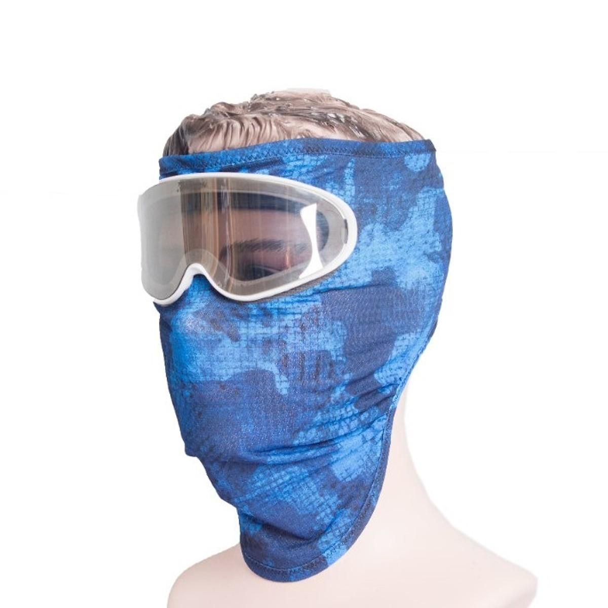 Mặt Nạ Khẩu Trang Kính Bảo Hộ Chống Tia UV