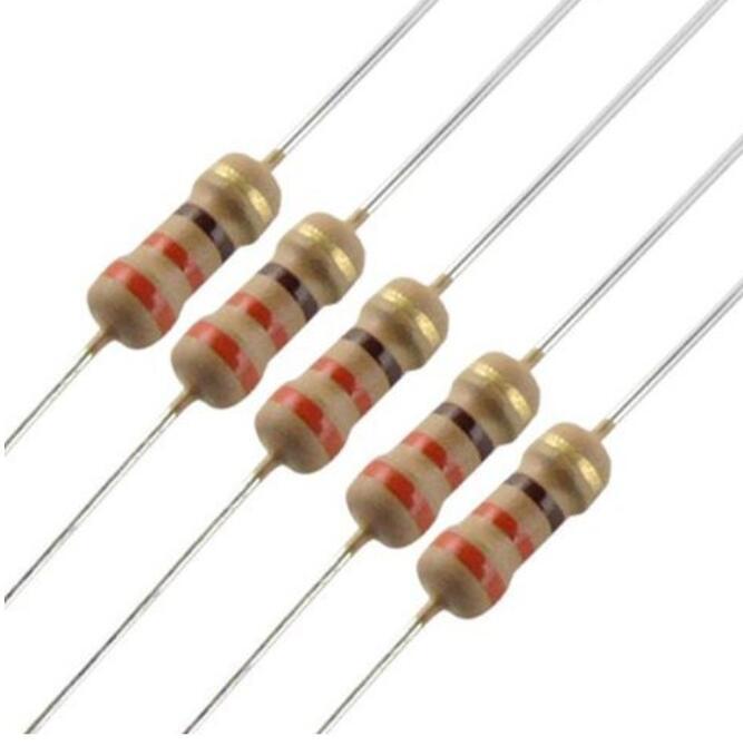 Điện trở 220Ω 1/4W (1 túi 20 trở)