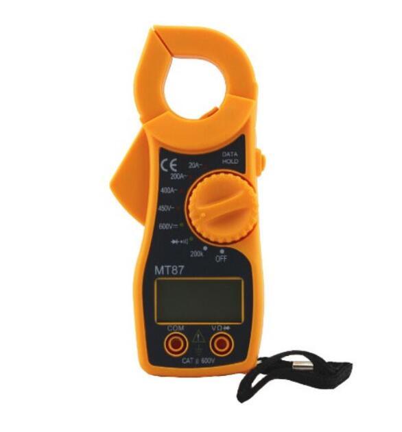 Đồng hồ đo điện Đồng hồ kìm đo dòng điện ampe kế MT87 loại thông dụng