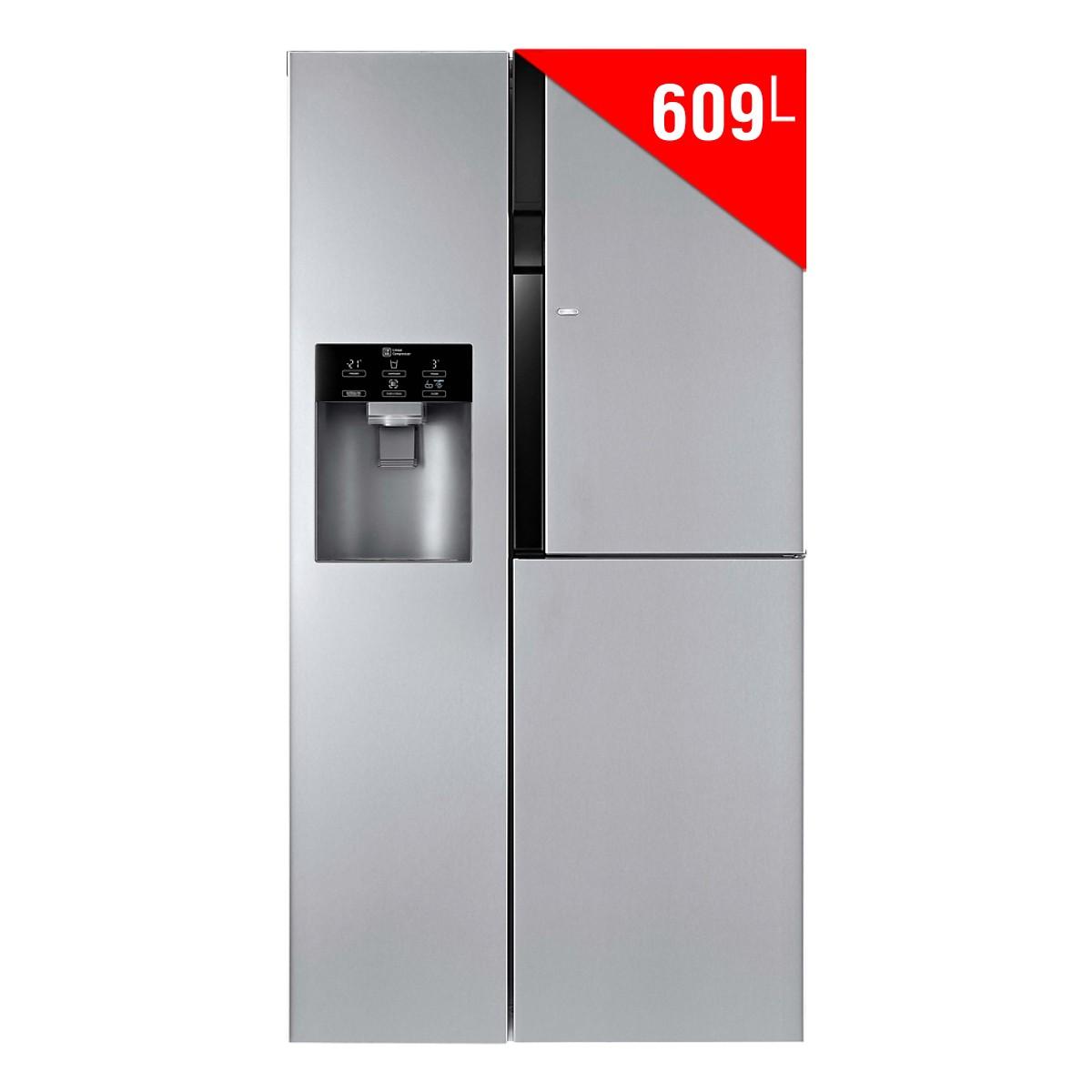 Tủ Lạnh Inverter Beko RDNT270I50VZX (241L)