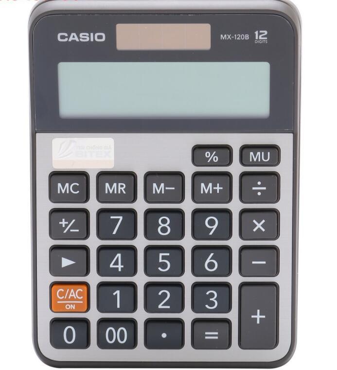 Máy Tính Casio MX - 120B CH