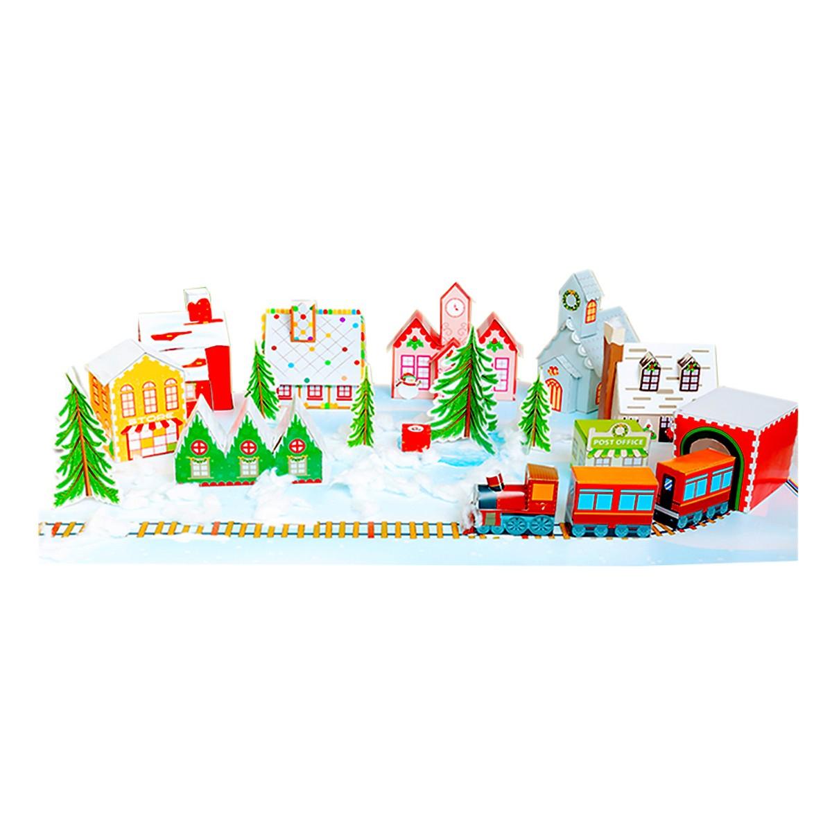 Đồ Chơi Ngôi Làng Giáng Sinh GS0001
