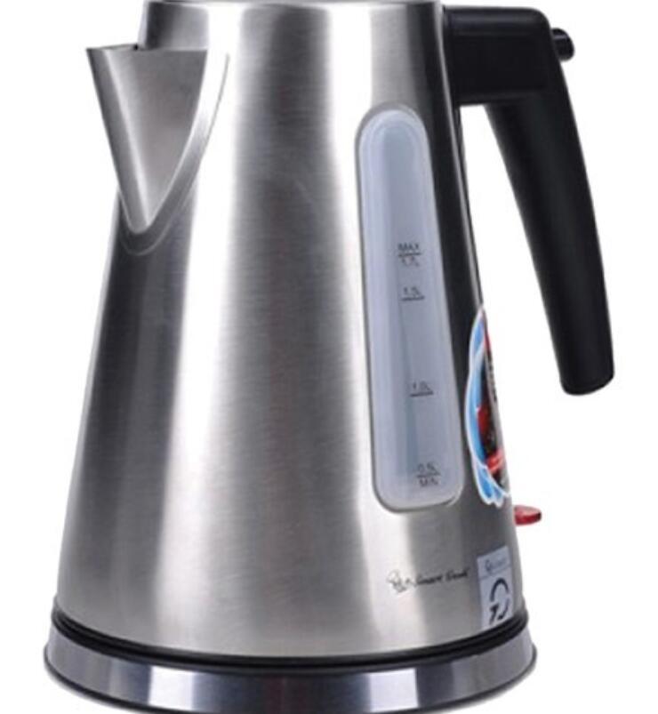 Ấm,bình đun siêu tốc Bình Đun Siêu Tốc Smartcook 1.7 Lít KES-6874 - Hàng Chính Hãng
