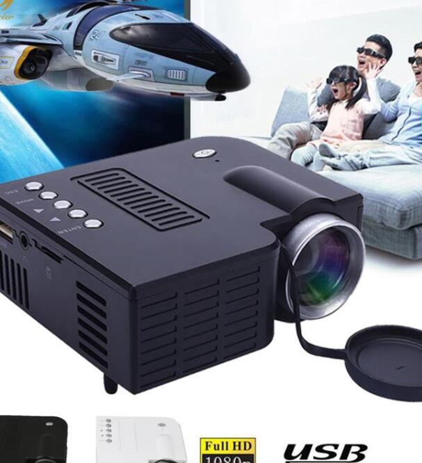 Máy Chiếu Mini 4K 3D 1080P Hd Chất Lượng 4K
