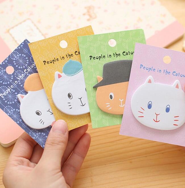 Giấy Note Mèo Xinh