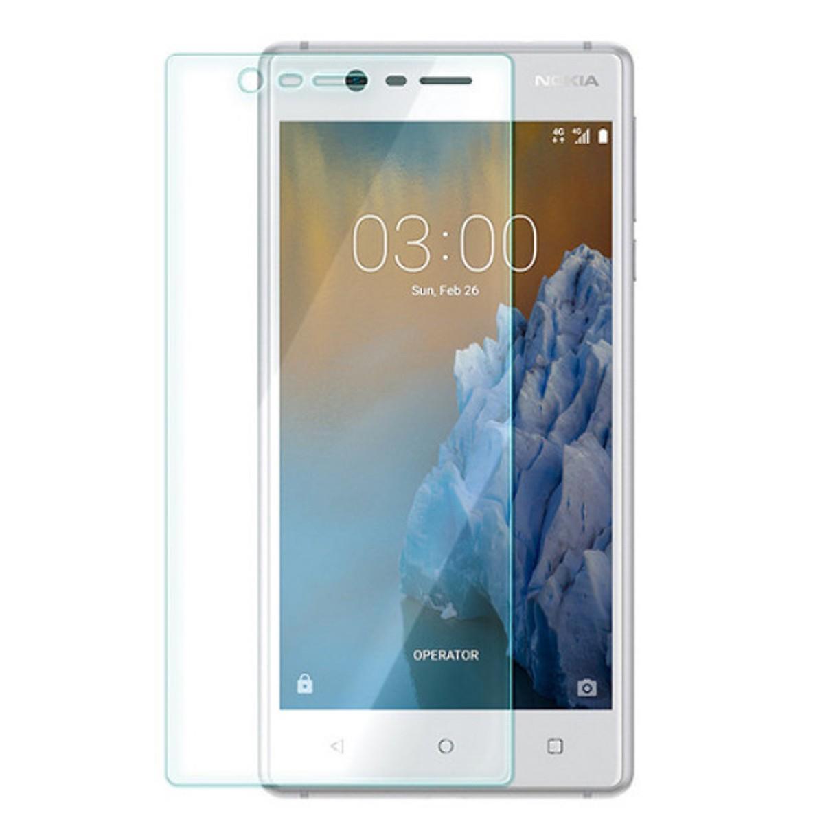 Miếng dán cường lực cho Nokia 3