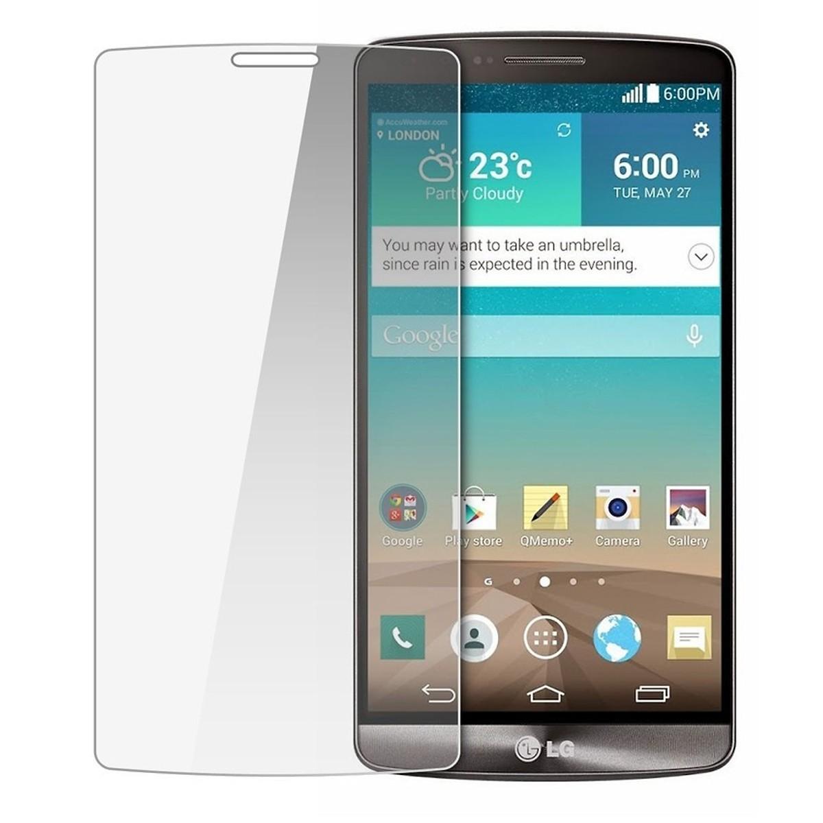 Miếng dán cường lực cho LG G2