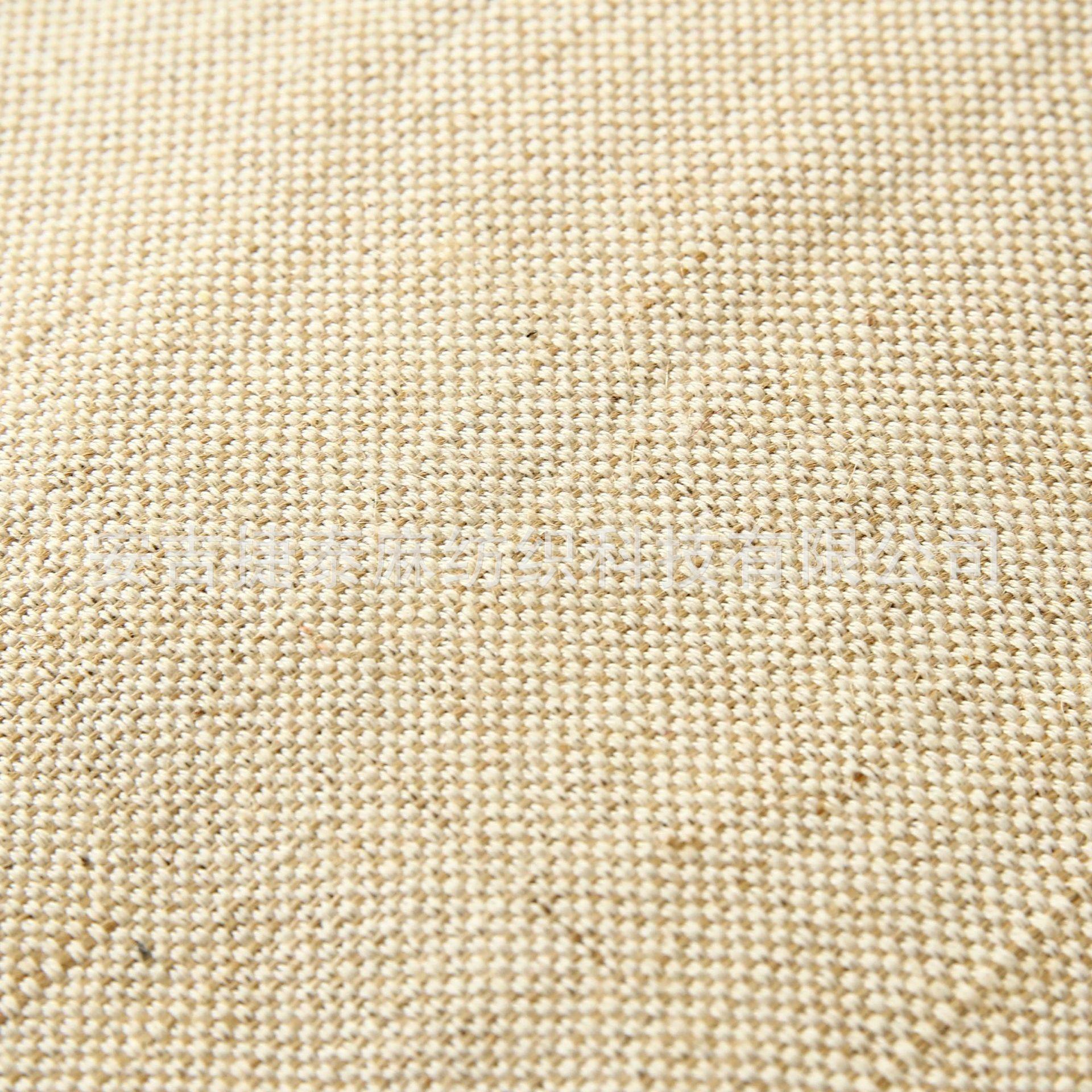 JIETAI Vải Cotton pha Nhà máy cung cấp trực tiếp vải cotton và vải lanh pha trộn Giày và túi vải cot