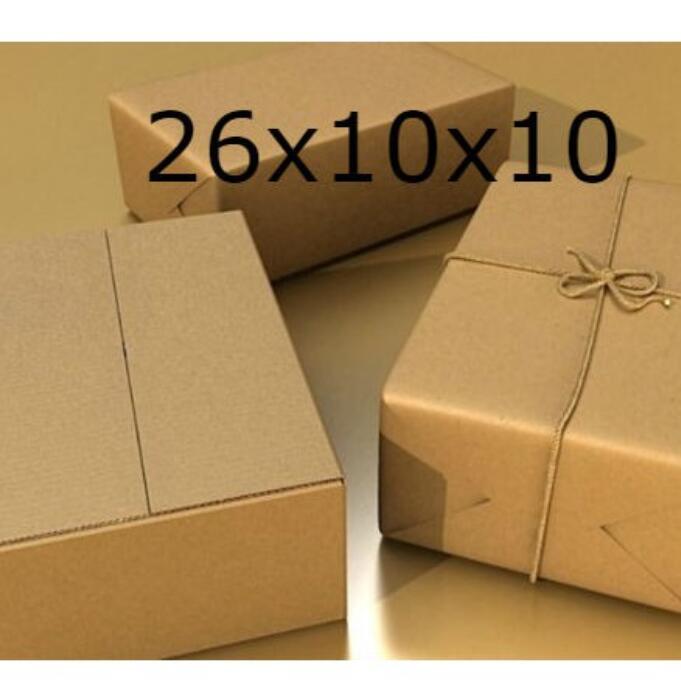 Hộp giấy Thùng Cartton 26x10x10 60 Hộp