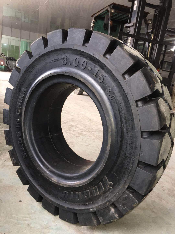 Bánh xe Nhà sản xuất đặc biệt bán buôn lốp xe Chaoyang 825-20 300-15 lốp xe nâng Hangcha Heli lốp đặ
