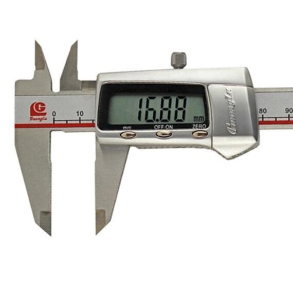 Thước kẹp điện tử Guanglu 150mm Linh Kiện Số 1