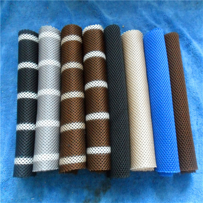 39.9° Vải lưới Nhà sản xuất bán buôn bánh sandwich lưới 3D dày lưới vải đệm xe vải