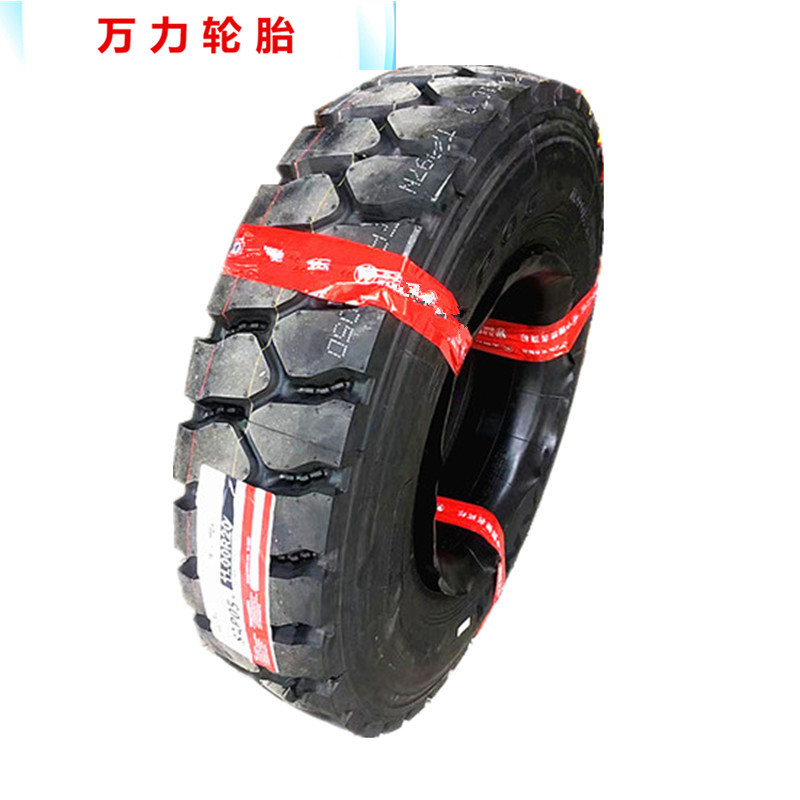 Wanli Bánh xe Lốp xe Wanli 825R16 hoàn toàn mới + mẫu xe tải nông nghiệp / lốp xe tải SAP05