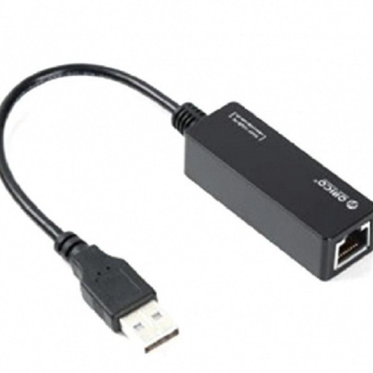 Card mạng USB (USB LAN) - dây