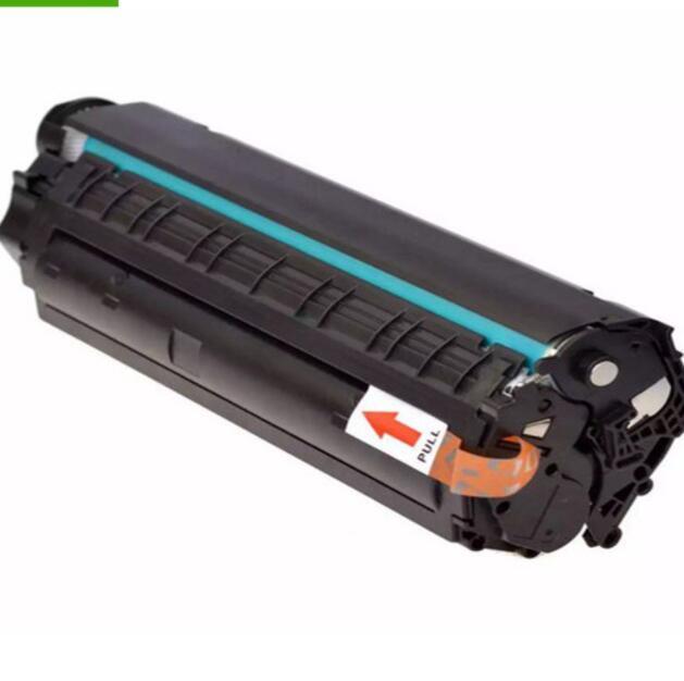 Hộp Mực Cho Máy In Canon 2900/3000. HP 1010/1020 12A/303 ( Q2612A ) Có Lỗ Đổ Mực Siêu Tiện Lợi