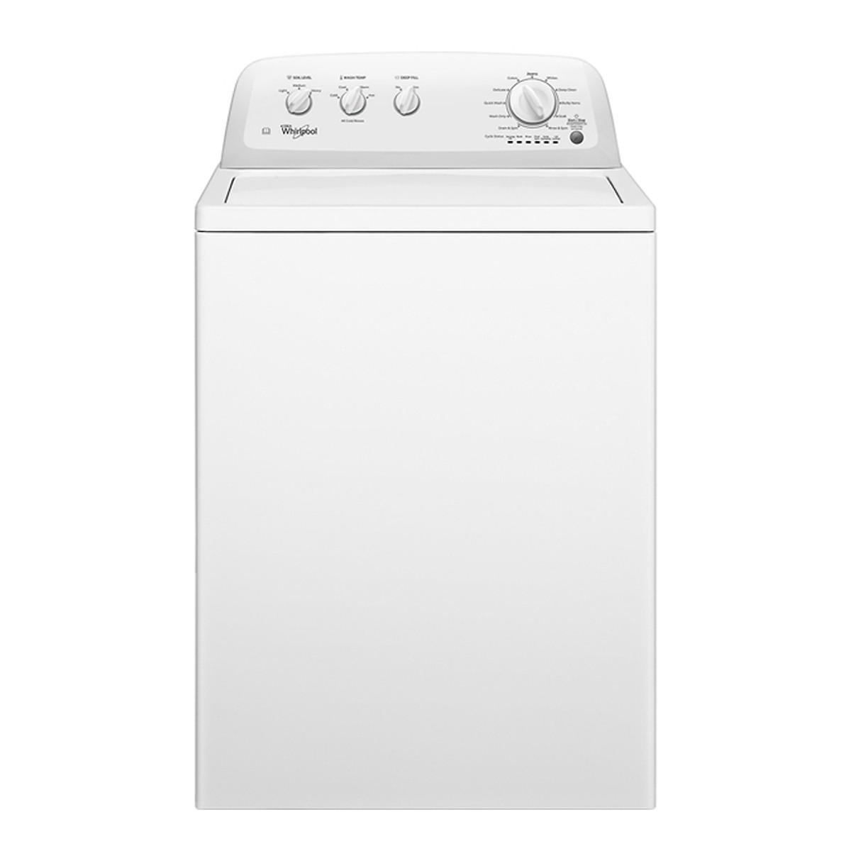Máy Giặt Cửa Trên Whirlpool 3LWTW4705FW (15kg)