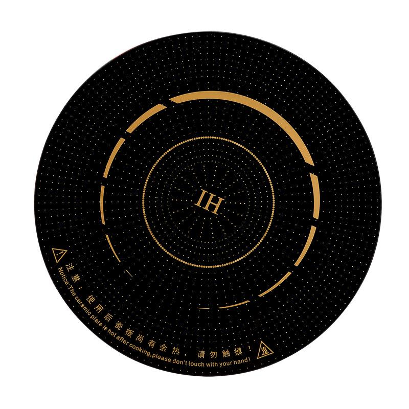 WELLIX Bếp từ, Bếp hồng ngoại, Bếp ga Cung cấp nồi lẩu tròn WELLIX nồi cảm ứng 288mm nhúng dây điều