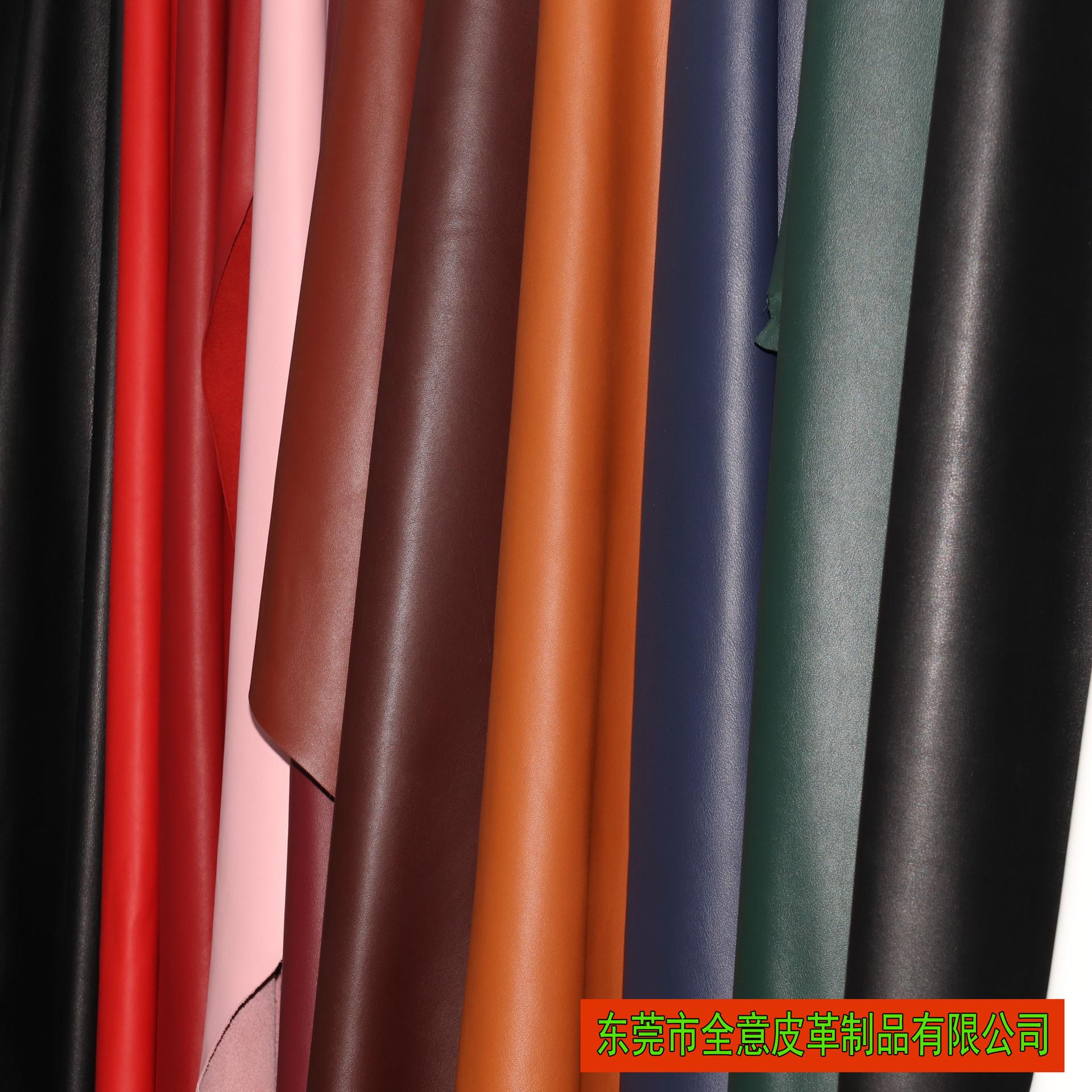 QUANYI Da bò Napa Màu sắc đa dạng Lớp da bò mềm đầu tiên Giày da nữ Chất liệu vải mịn tự nhiên