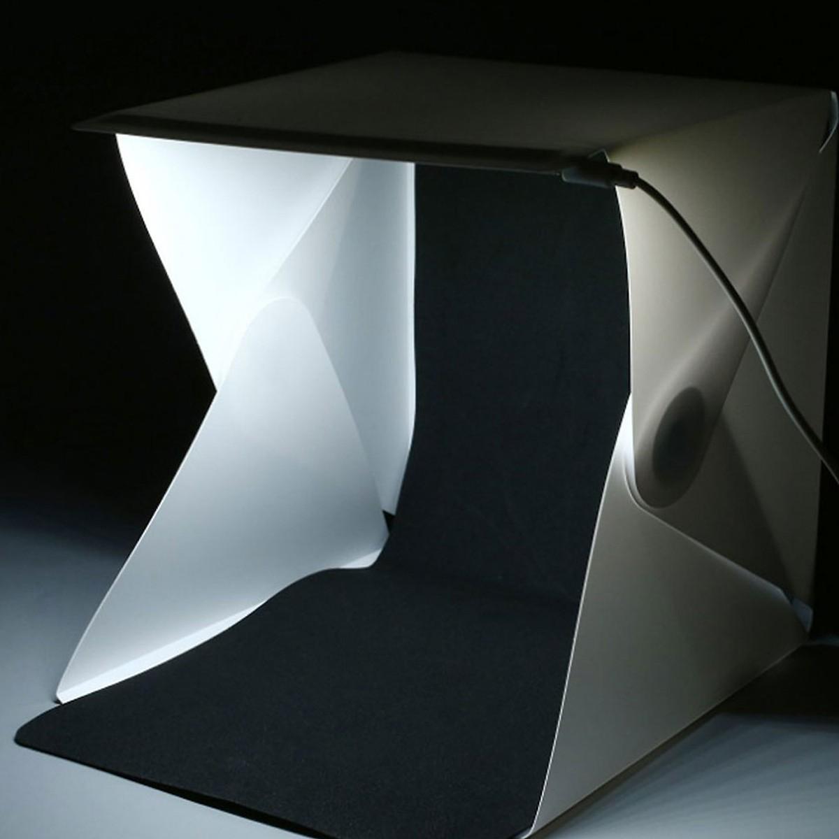 Hộp Chụp Sản Phẩm Có Đèn LED