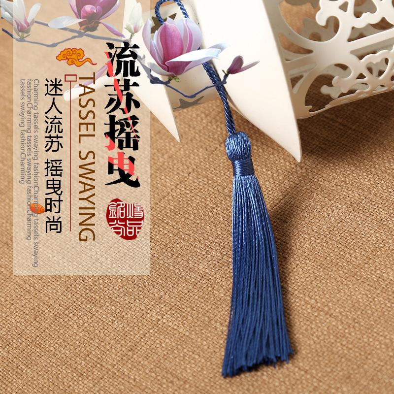 MINGYANG sợi tua Tại chỗ polyester Trung Quốc thắt nút treo gai có thể được lấy mẫu tùy chỉnh dọc bo