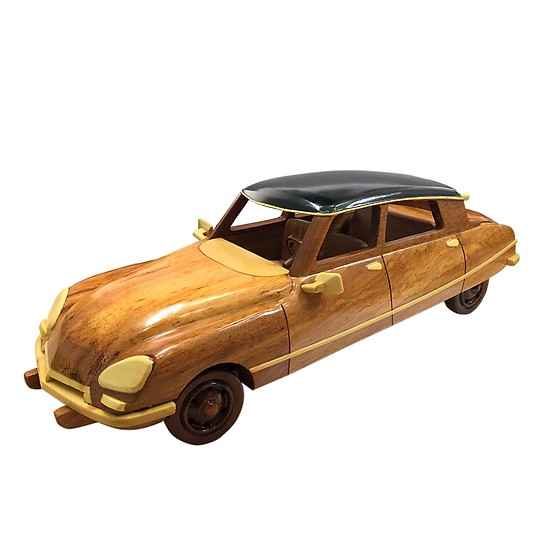 Mô hình xe gỗ Citroen DS 1968