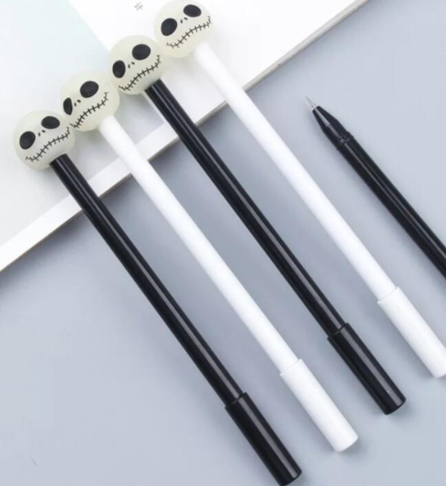 Bút bi nước đầu lâu 2